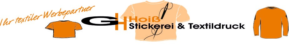 Shop Stickerei Hoiss